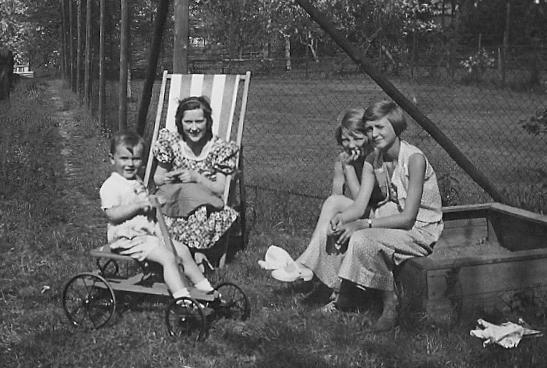 Biografie schreiben lassen - Familienbild